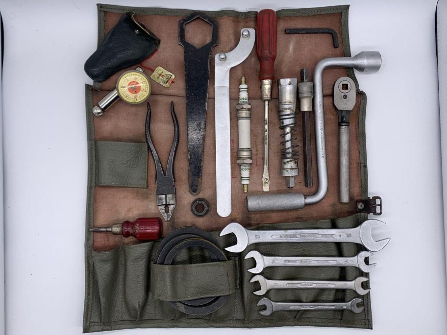 Porsche 356A Carrera Tool Kit