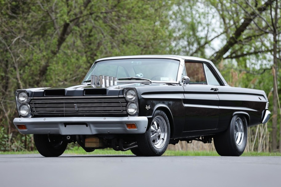 482-Powered 1965 Mercury Comet 5-Speed