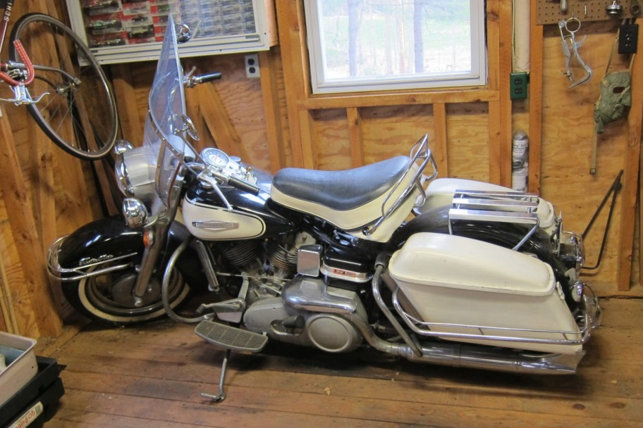 No Reserve: 53-Years-Owned 1966 Harley-Davidson FLH Electra Glide