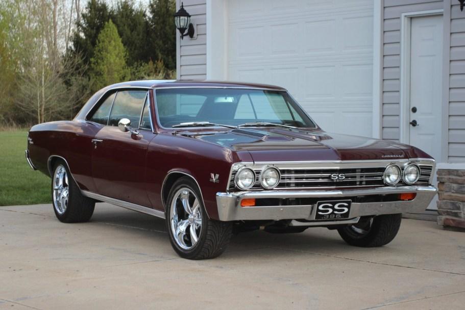 1967 Chevrolet Chevelle SS 4-Speed