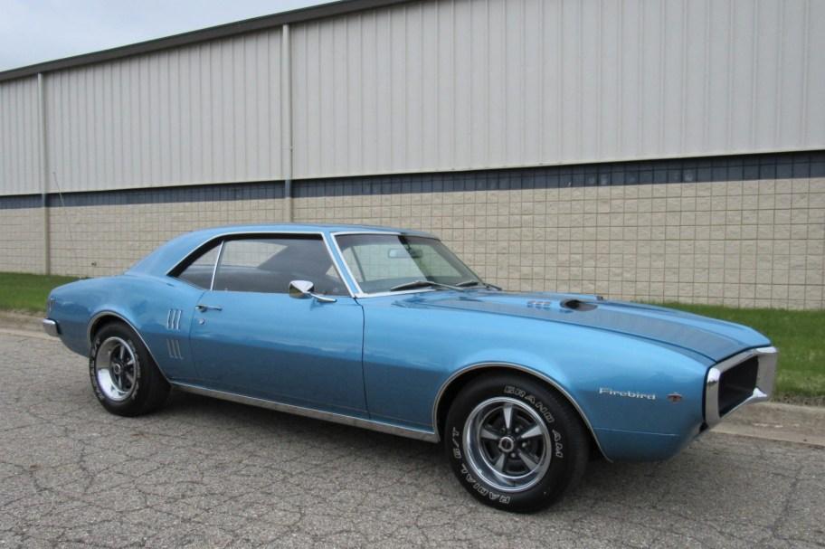 400-Powered 1968 Pontiac Firebird