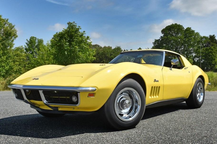 1969 Chevrolet Corvette 427/435 4-Speed