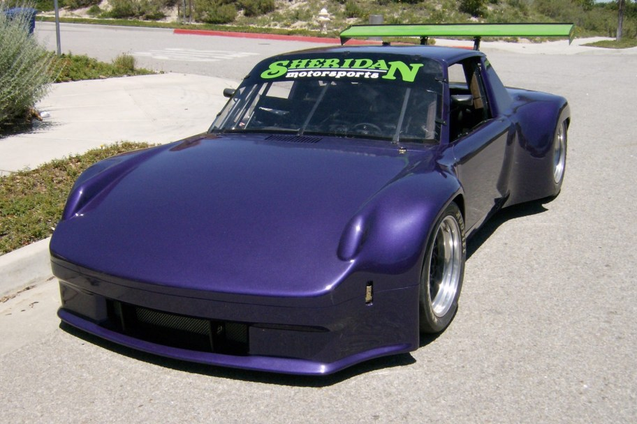 Custom Porsche 914 Race Car 3.8L