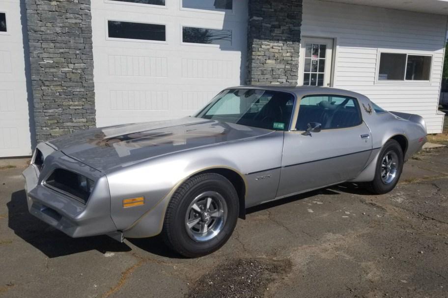 No Reserve: 1977 Pontiac Firebird
