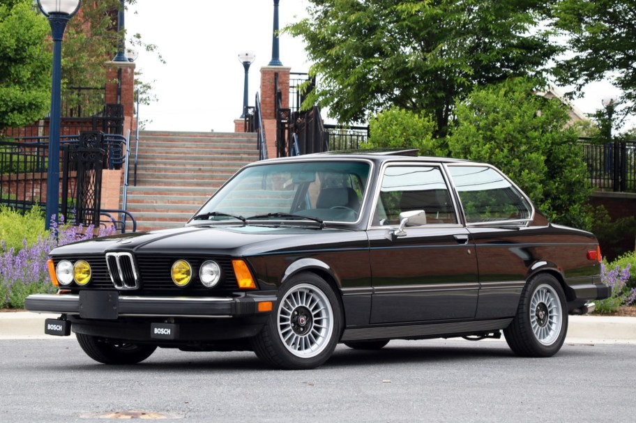 35k-Mile 1979 BMW 320i 4-Speed