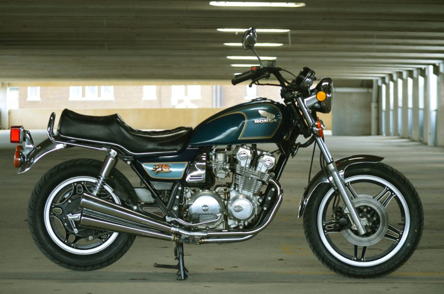 No Reserve: One-Owner 1981 Honda CB750C