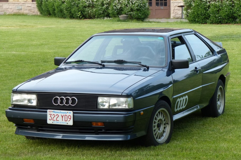 1984 Audi Ur-Quattro