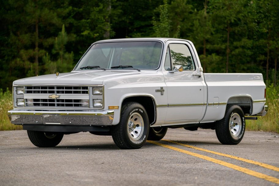 Restored 1986 Chevrolet C10 Silverado Pickup
