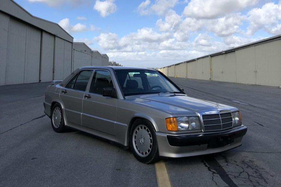 No Reserve: 1986 Mercedes-Benz 190E 2.3-16 5-Speed