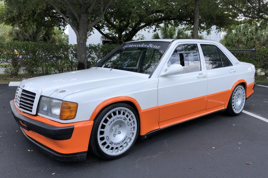 1987 Mercedes-Benz 190E 3.2 Track Car