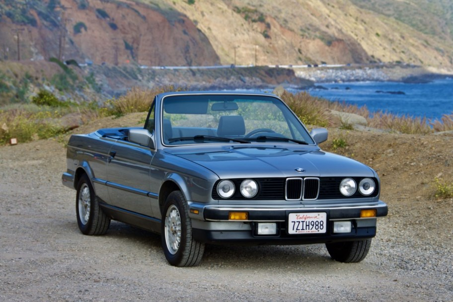 1988 BMW 325i Convertible 5-Speed