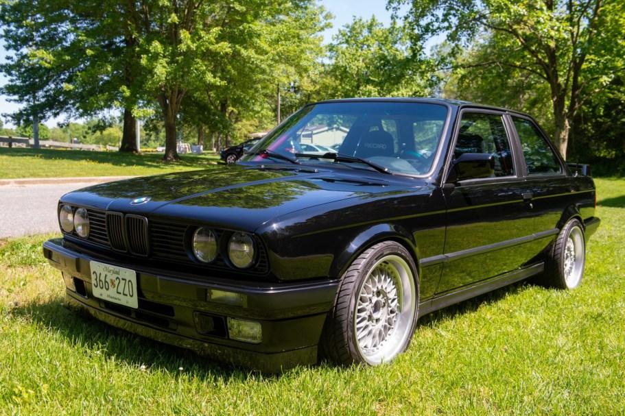 S52-Powered 1989 BMW 325i 5-Speed
