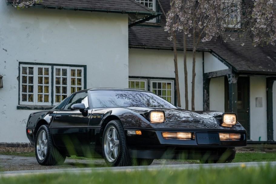 1990 Callaway SuperNatural 475 Chevrolet Corvette ZR-1