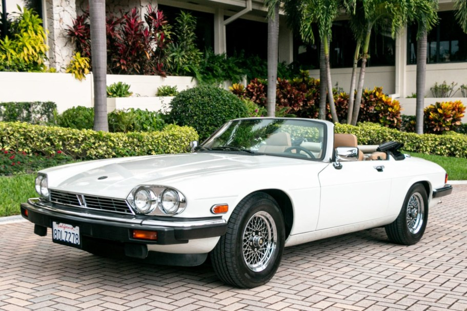 1990 Jaguar XJS Convertible