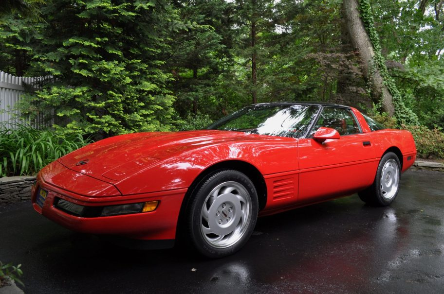 20k-Mile 1991 Chevrolet Corvette