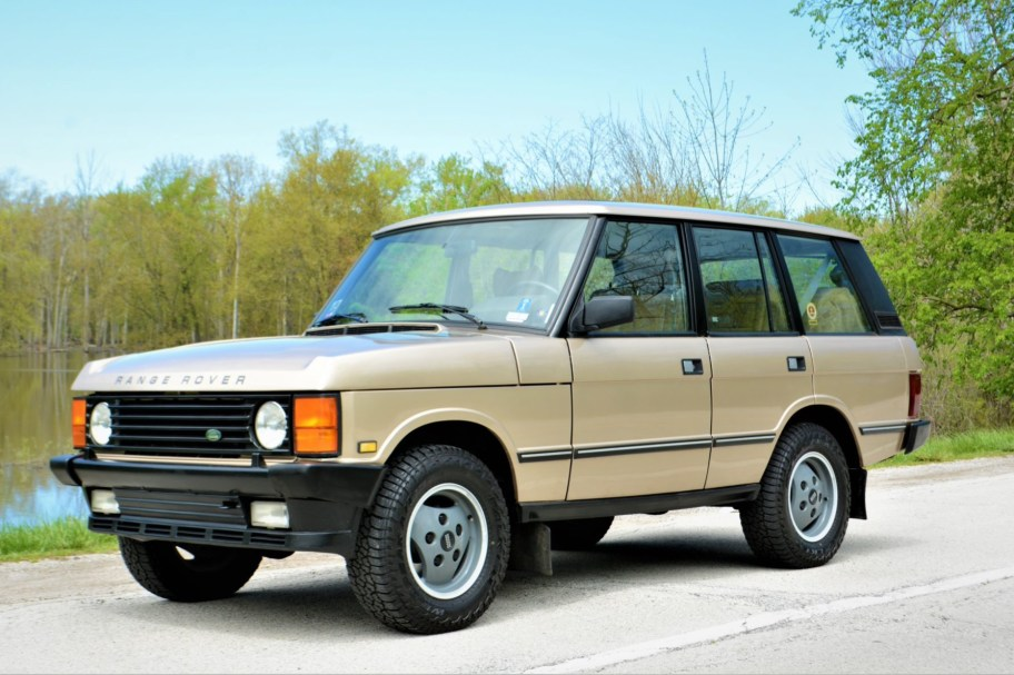 1992 Land Rover Range Rover Classic SWB