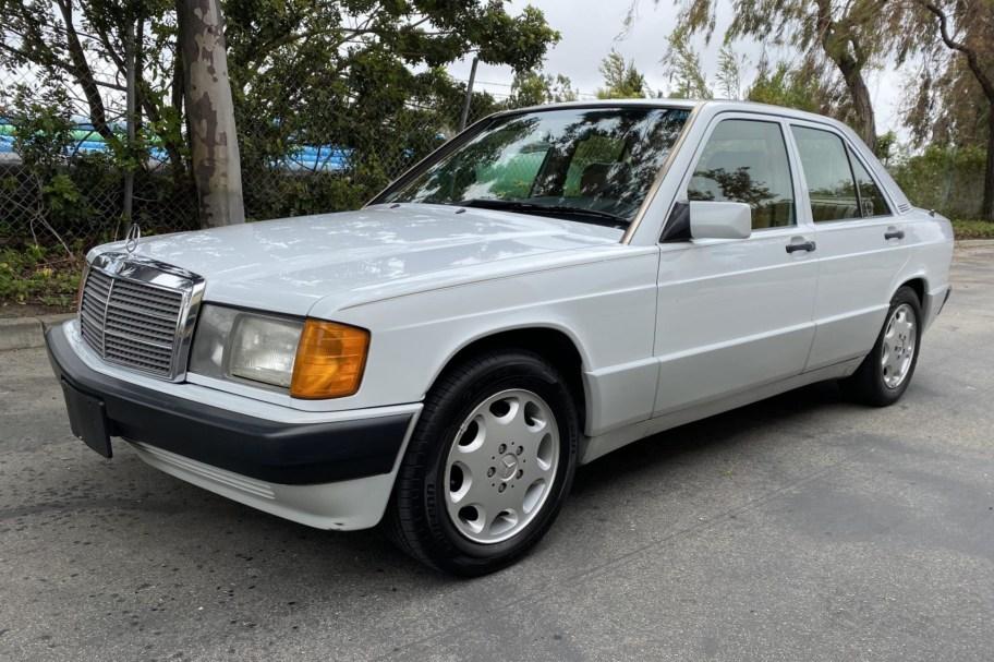 No Reserve: 1992 Mercedes-Benz 190E 2.6