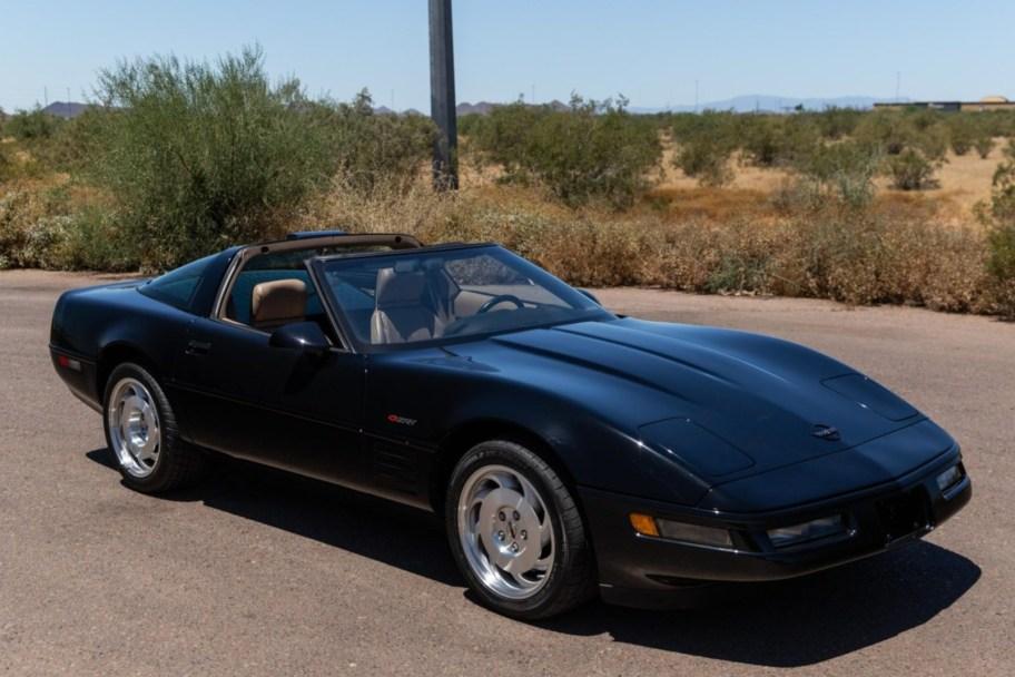 12k-Mile 1993 Chevrolet Corvette ZR-1