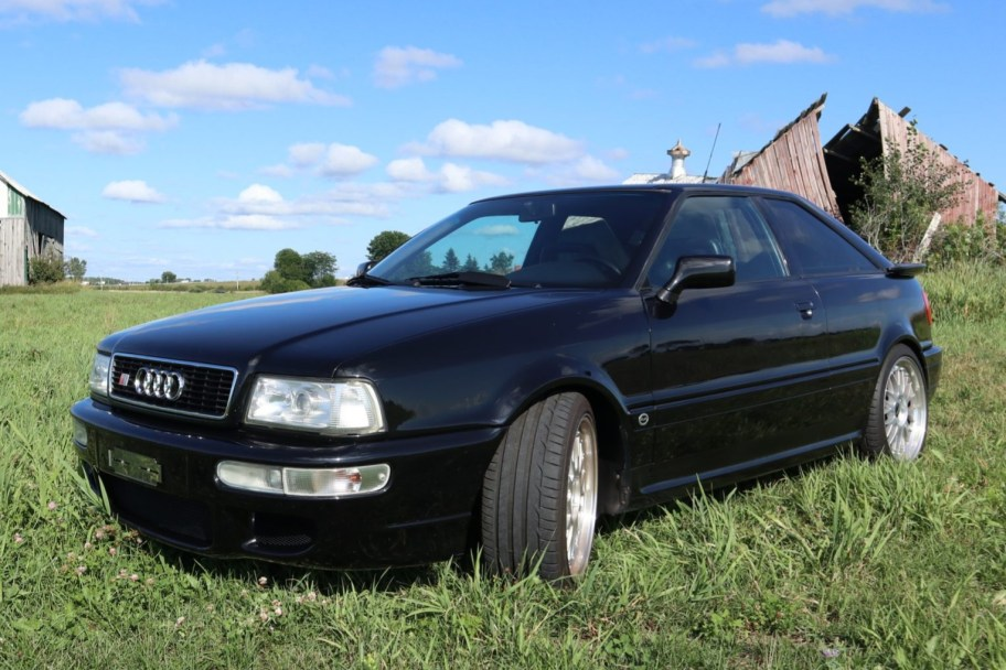 1996 Audi S2 Coupe