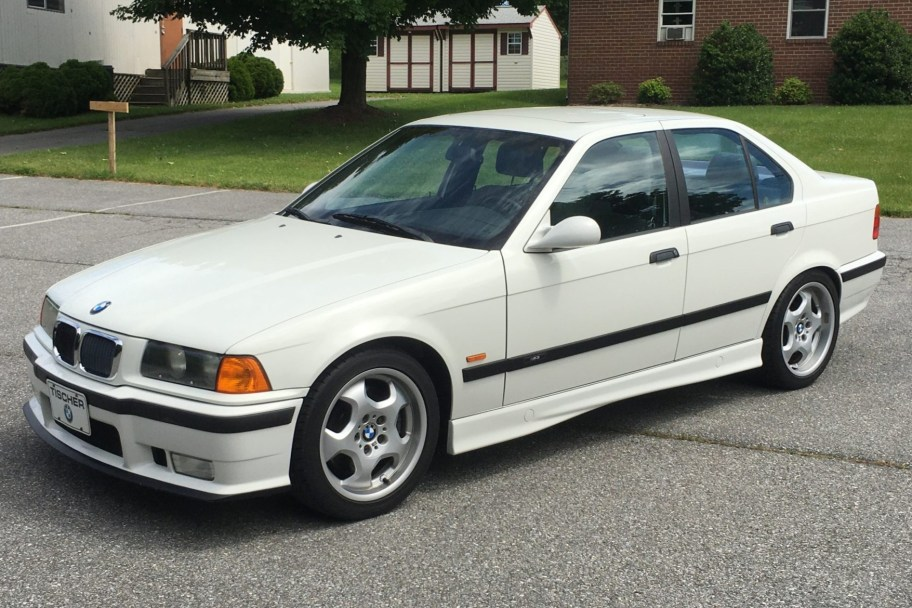 Original-Owner 1998 BMW M3 Sedan 5-Speed