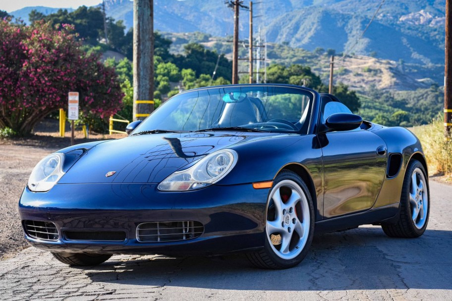 No Reserve: 42k-Mile 2000 Porsche Boxster S 6-Speed