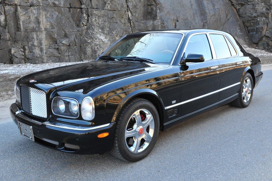 9k-Mile 2001 Bentley Arnage Le Mans