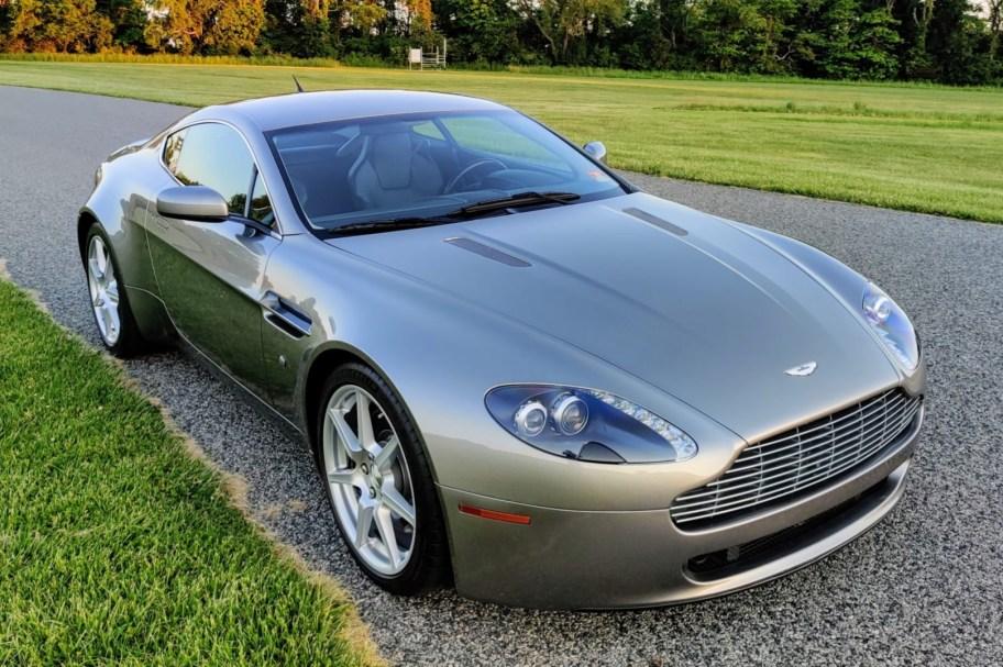 17k-Mile 2006 Aston Martin V8 Vantage