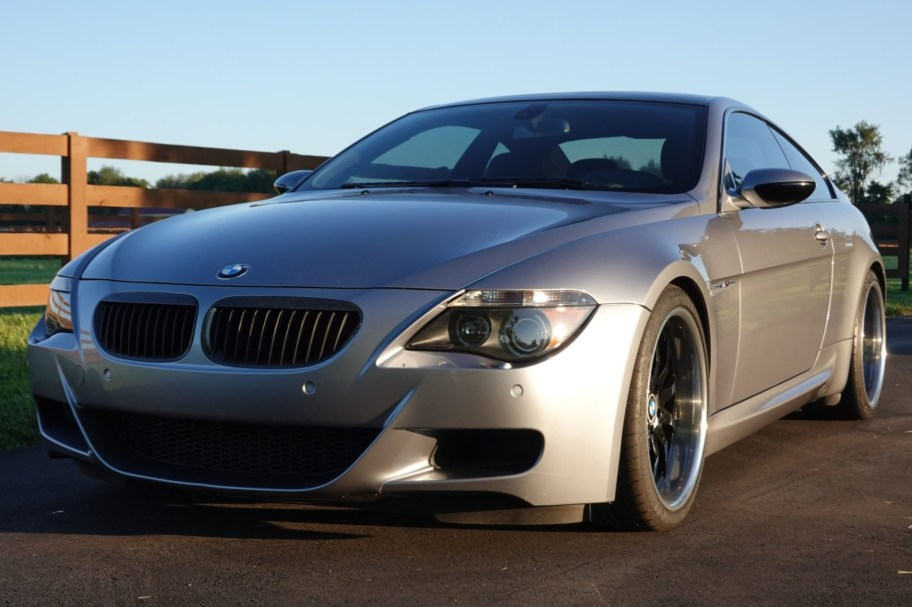 No Reserve: 2007 BMW M6 Coupe