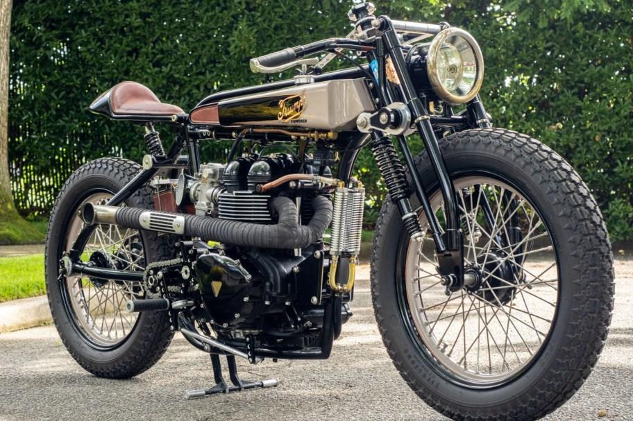 """Custom Triumph """"TT Deluxe"""""""