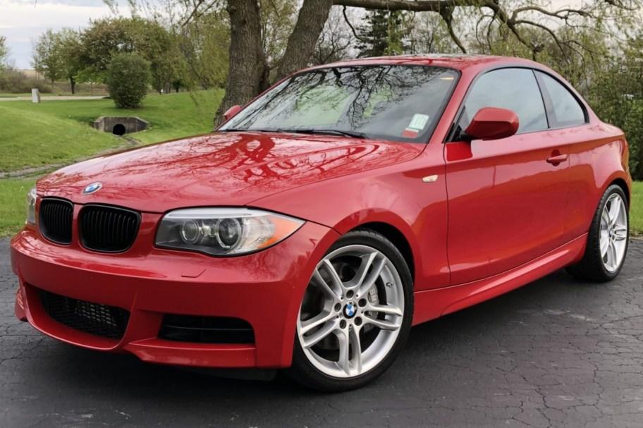 No Reserve: 2012 BMW 135i DCT