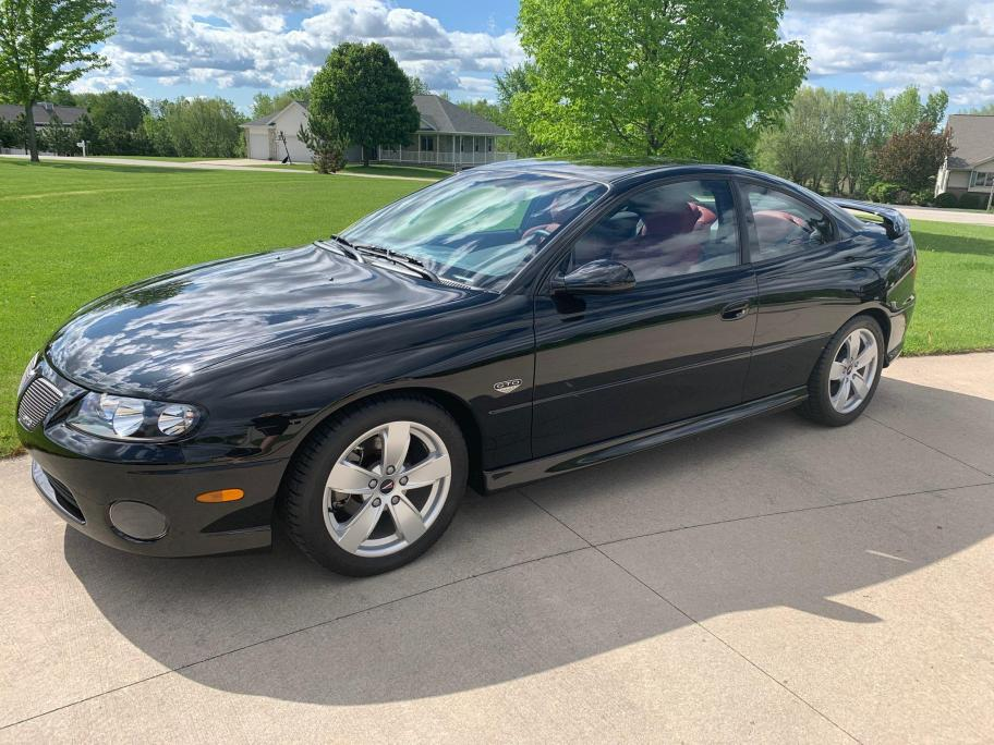 750-Mile 2004 Pontiac GTO 6-Speed