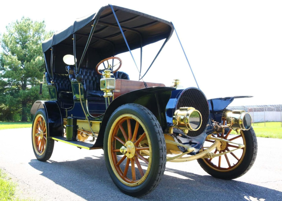 1907 Franklin Model G Tourer