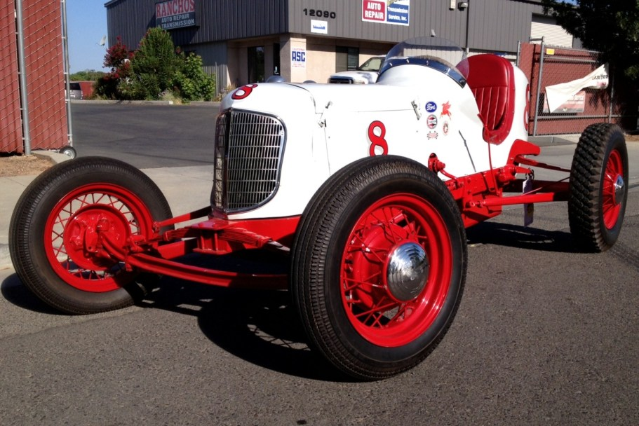 "No Reserve: Ford ""Haller Special"" Sprint Car"