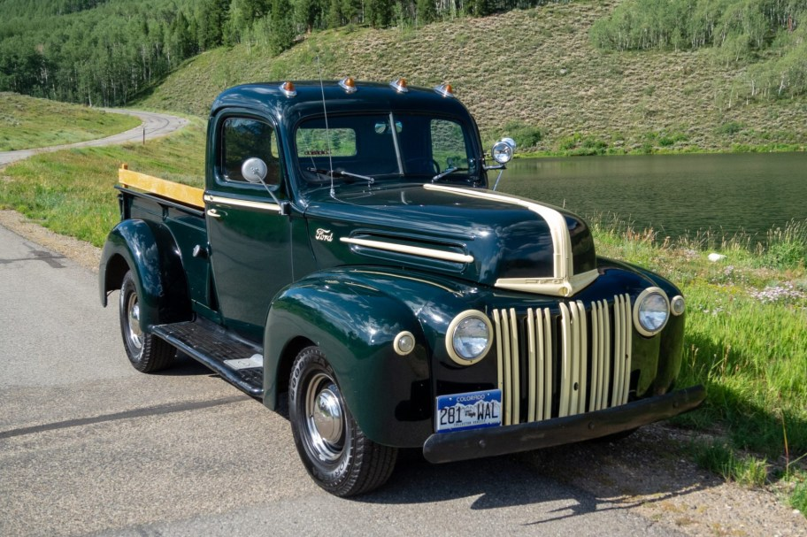 1946 Ford 1/2-Ton Pickup