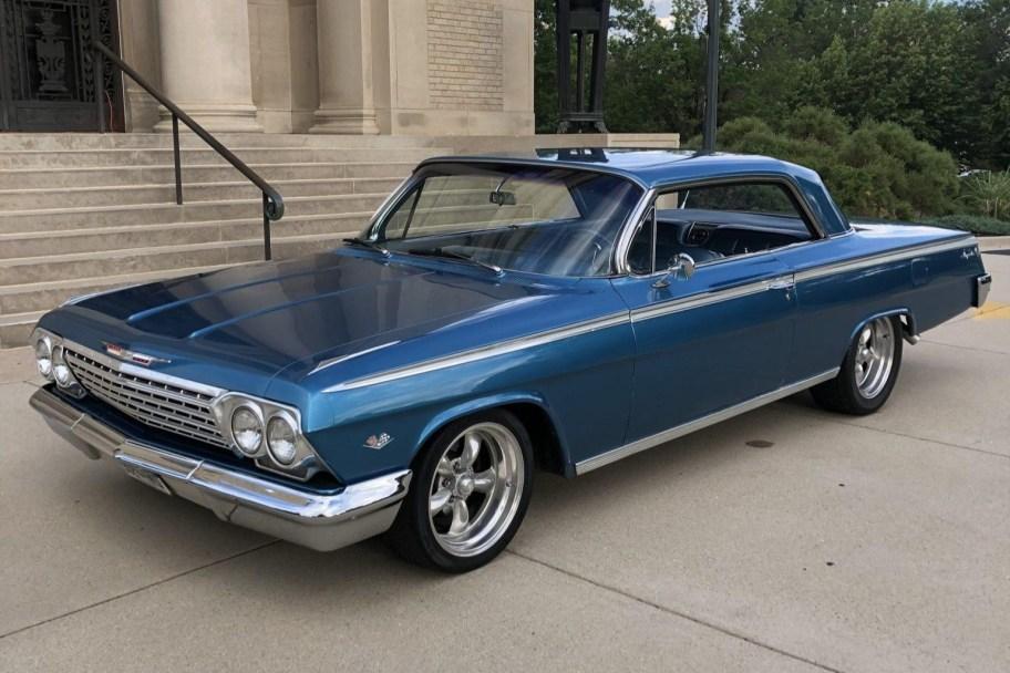 1962 Chevrolet Impala Sport Coupe 4-Speed
