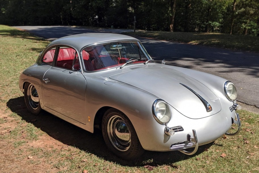 31-Years-Owned 1962 Porsche 356B Coupe