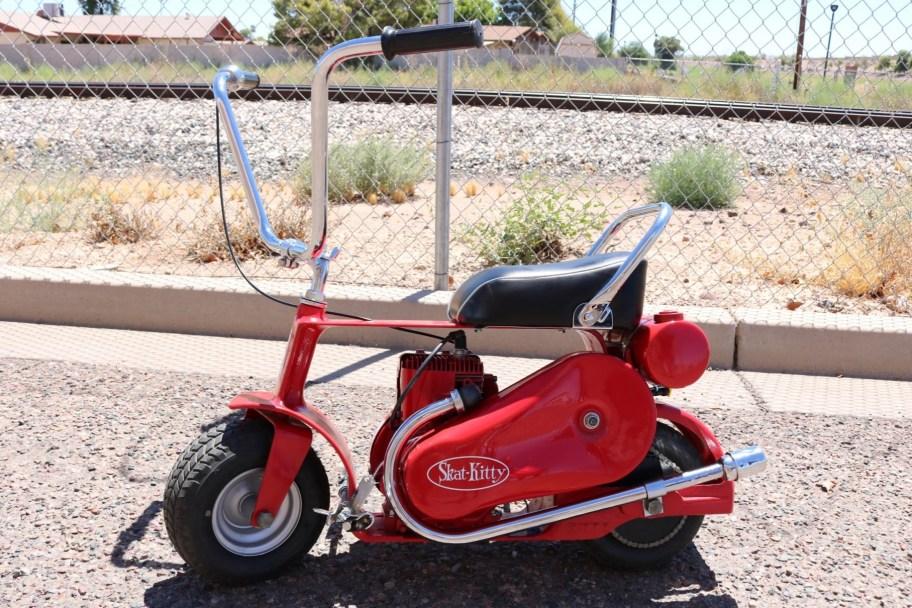 No Reserve: 1965 Skat Kitty Mini Bike