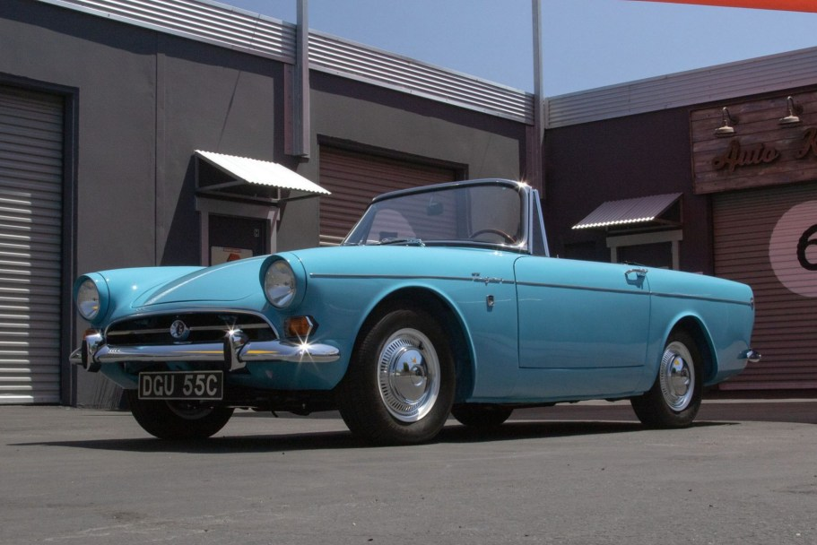 1965 Sunbeam Tiger Pre-Production Mk 1A