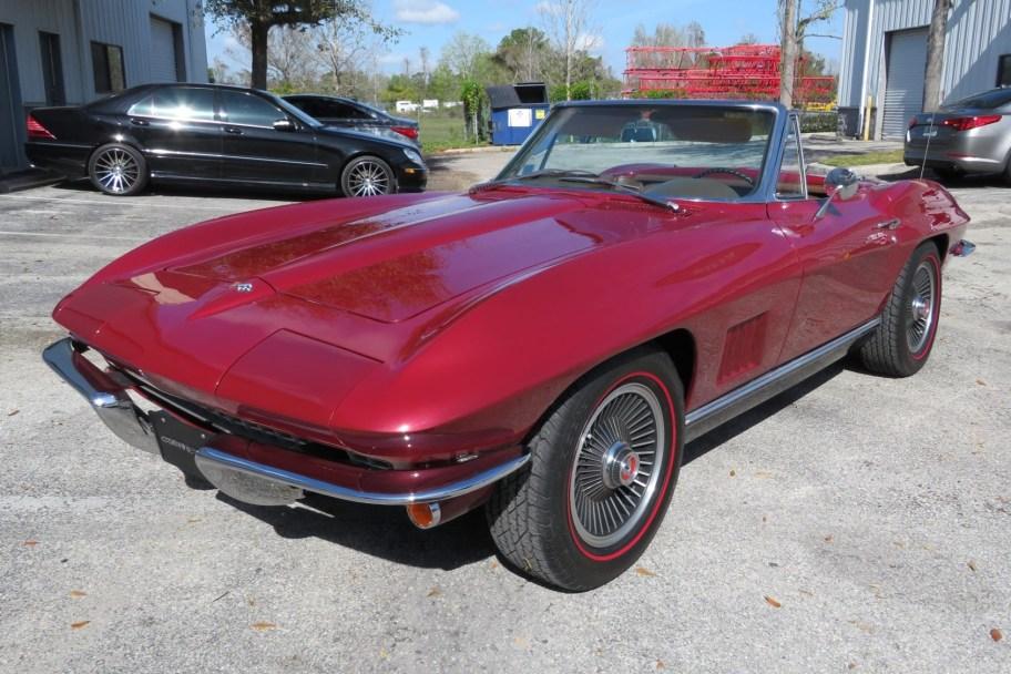 1967 Chevrolet Corvette Convertible 327/350