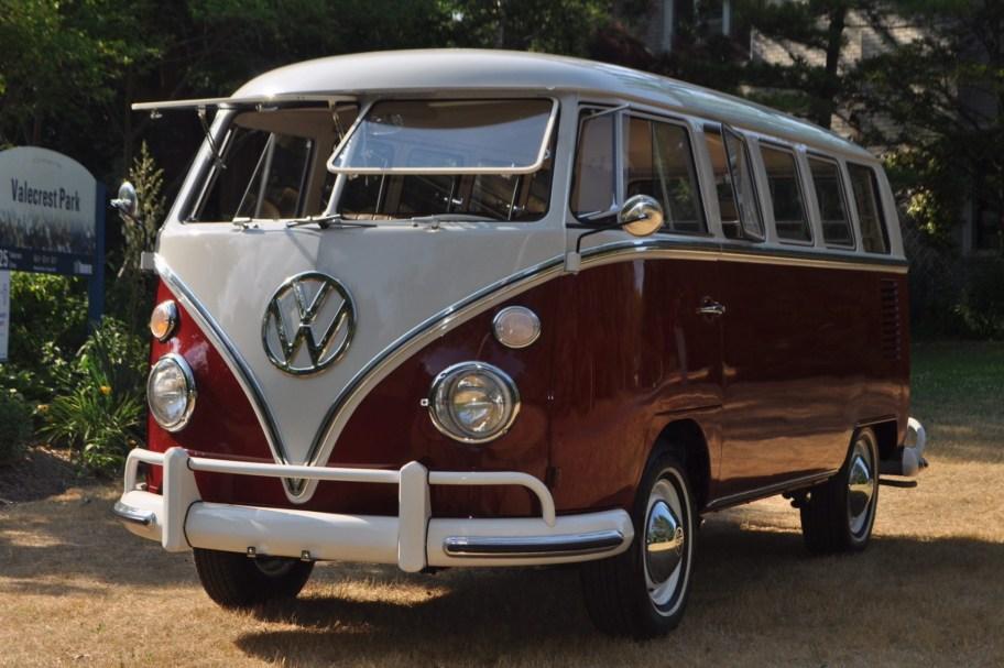 13-Window 1967 Volkswagen Type 2
