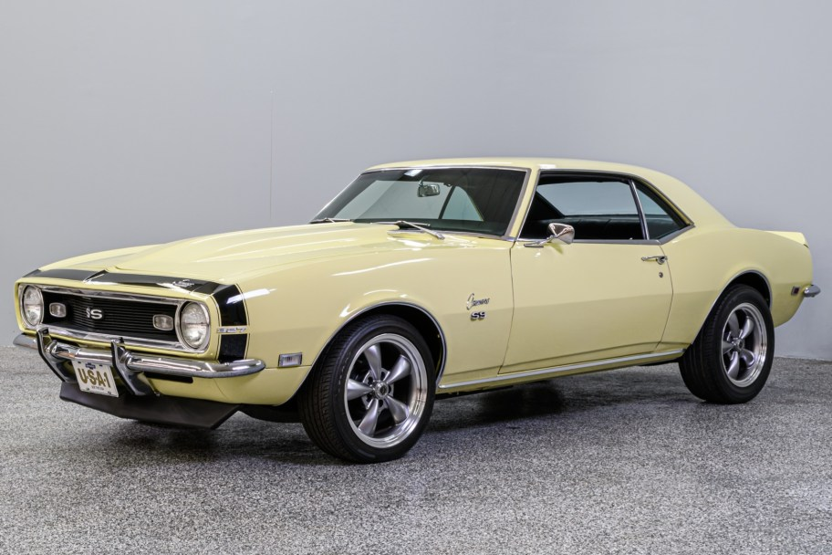 1968 Chevrolet Camaro 4-Speed