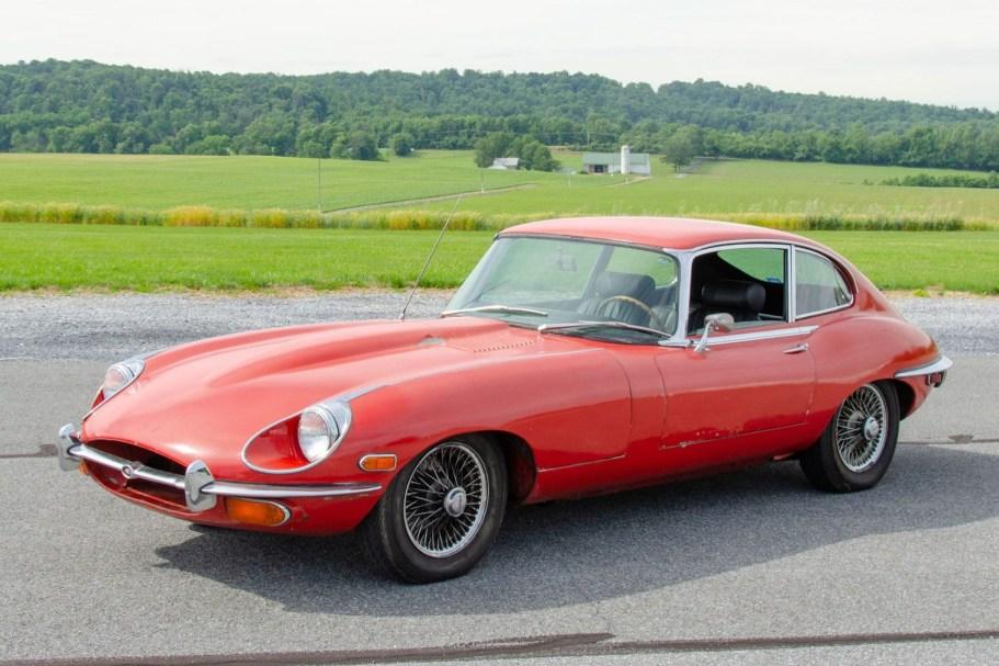 30-Years-Owned 1969 Jaguar XKE 2+2