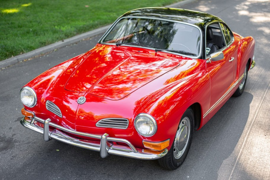 26-Years-Owned 1971 Volkswagen Karmann Ghia