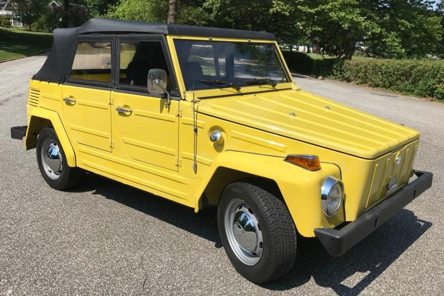 1973 Volkswagen Thing 1.9L