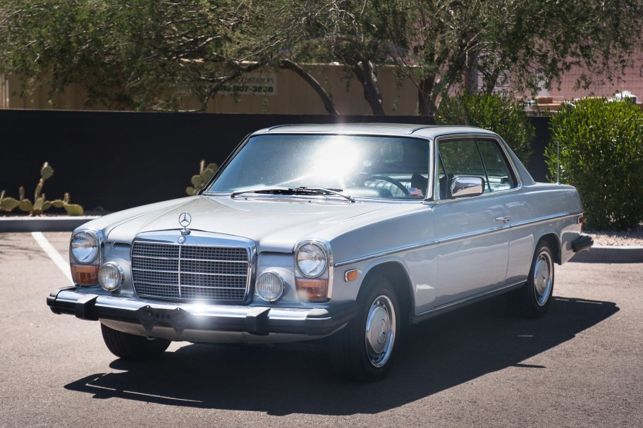 1976 Mercedes-Benz 280C Sunroof Coupe