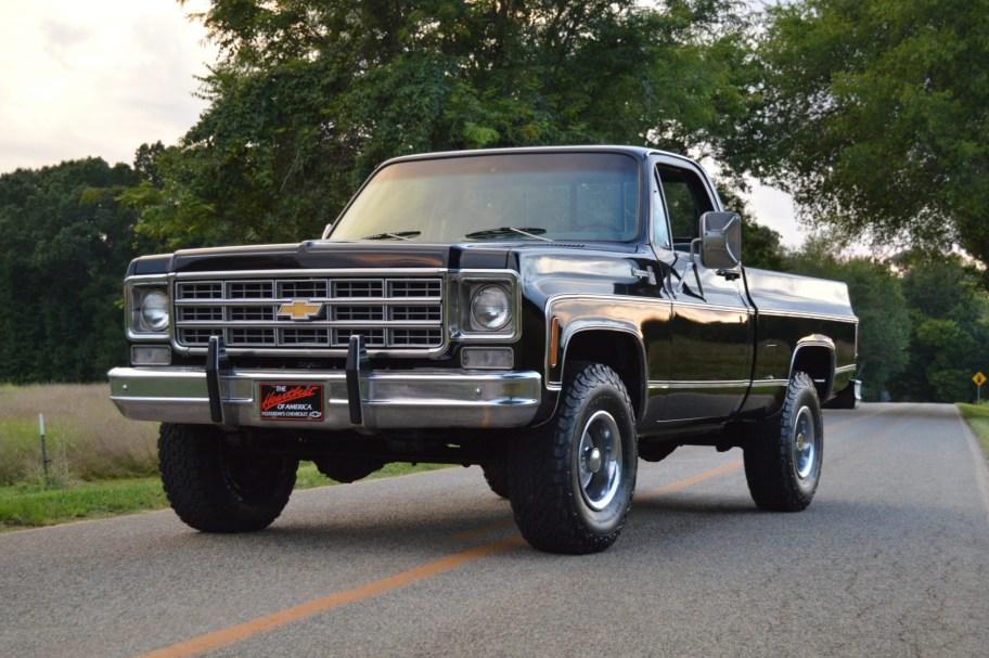 1978 Chevrolet K10 Cheyenne 4x4