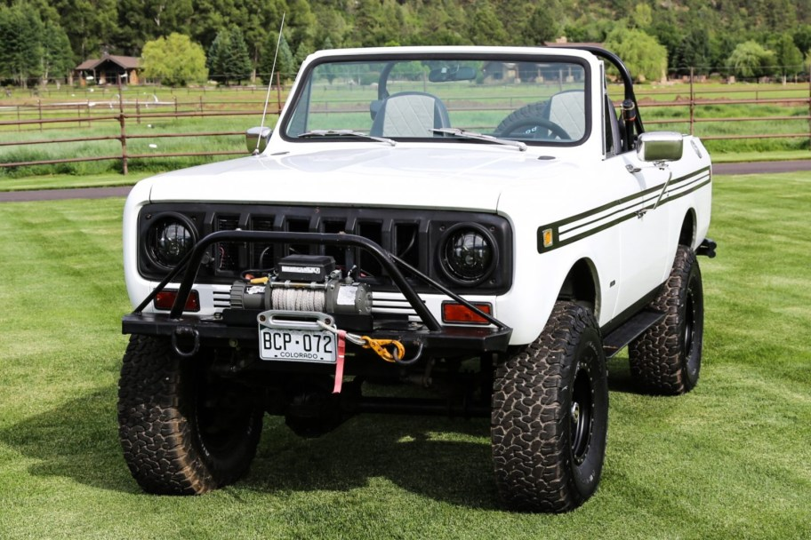 LS1-Powered 1980 International Harvester Scout II