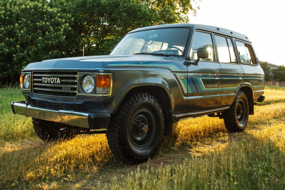 1985 Toyota Land Cruiser HJ60 High Roof