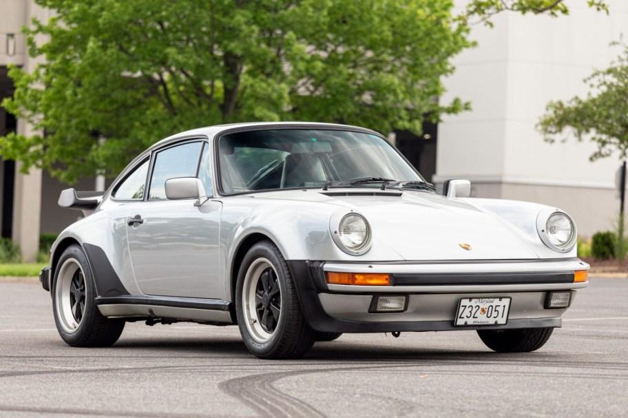 Original-Owner 13k-Mile 1986 Porsche 911 Turbo