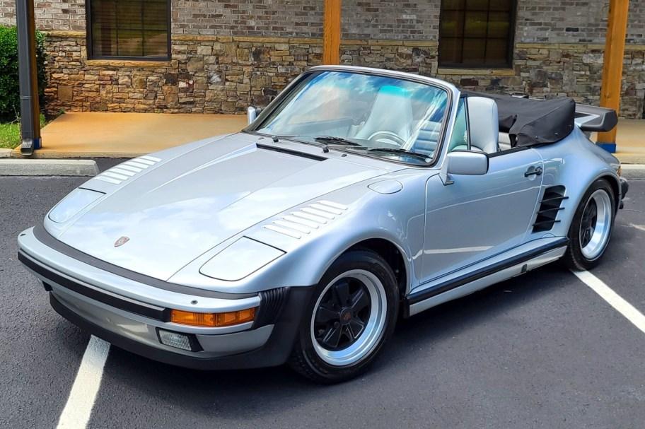 1987 Porsche 911 Turbo Cabriolet Slant Nose